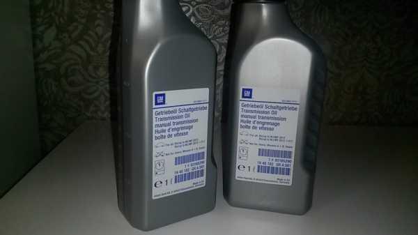 какое масло залить в кпп шевроле ланос
